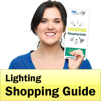 Light Bulb Shopping Guide button