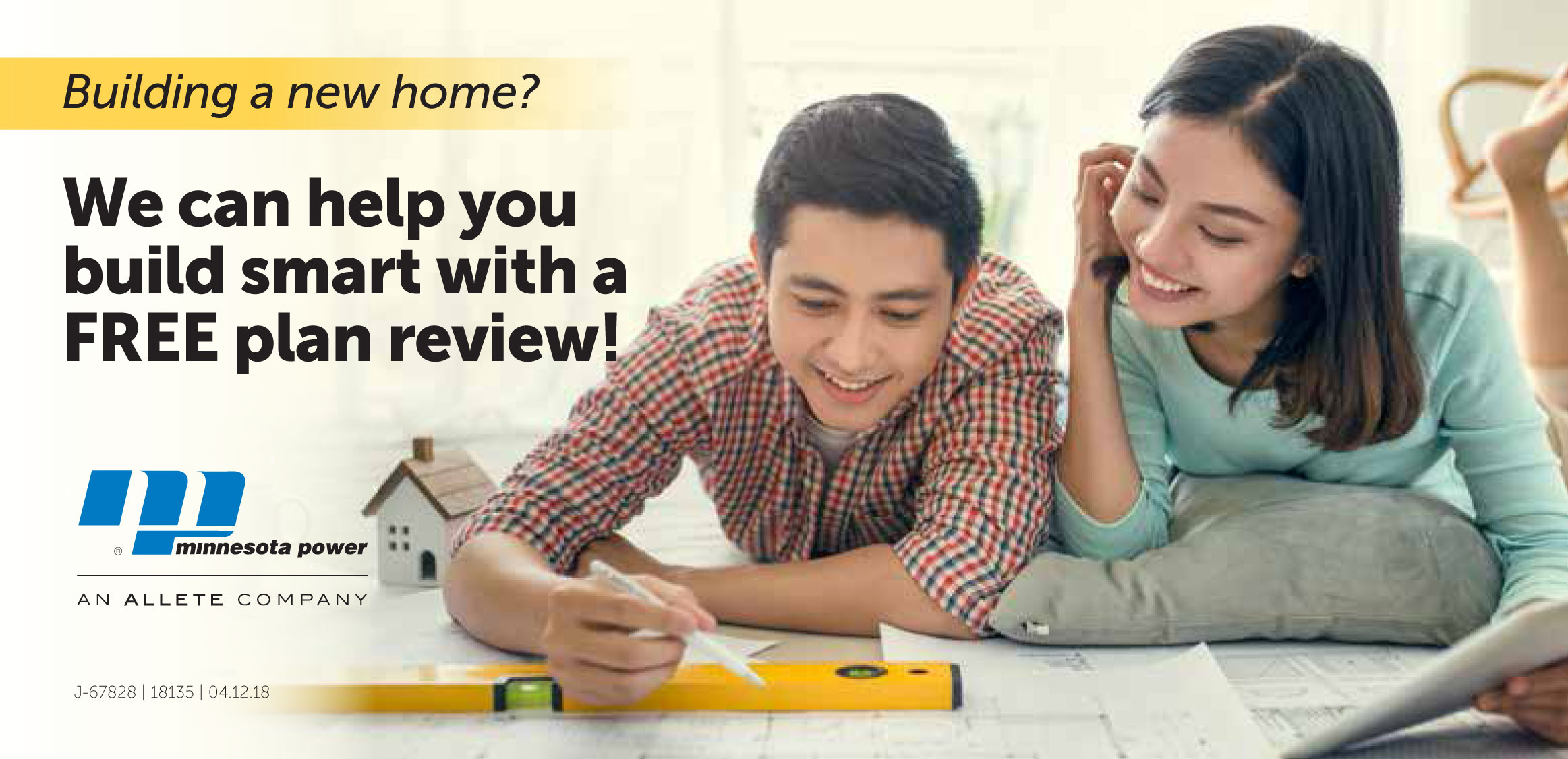 Building a new home? We can help you build smart with a FREE plan review!